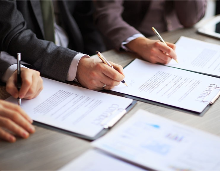 Commercial Litigation image